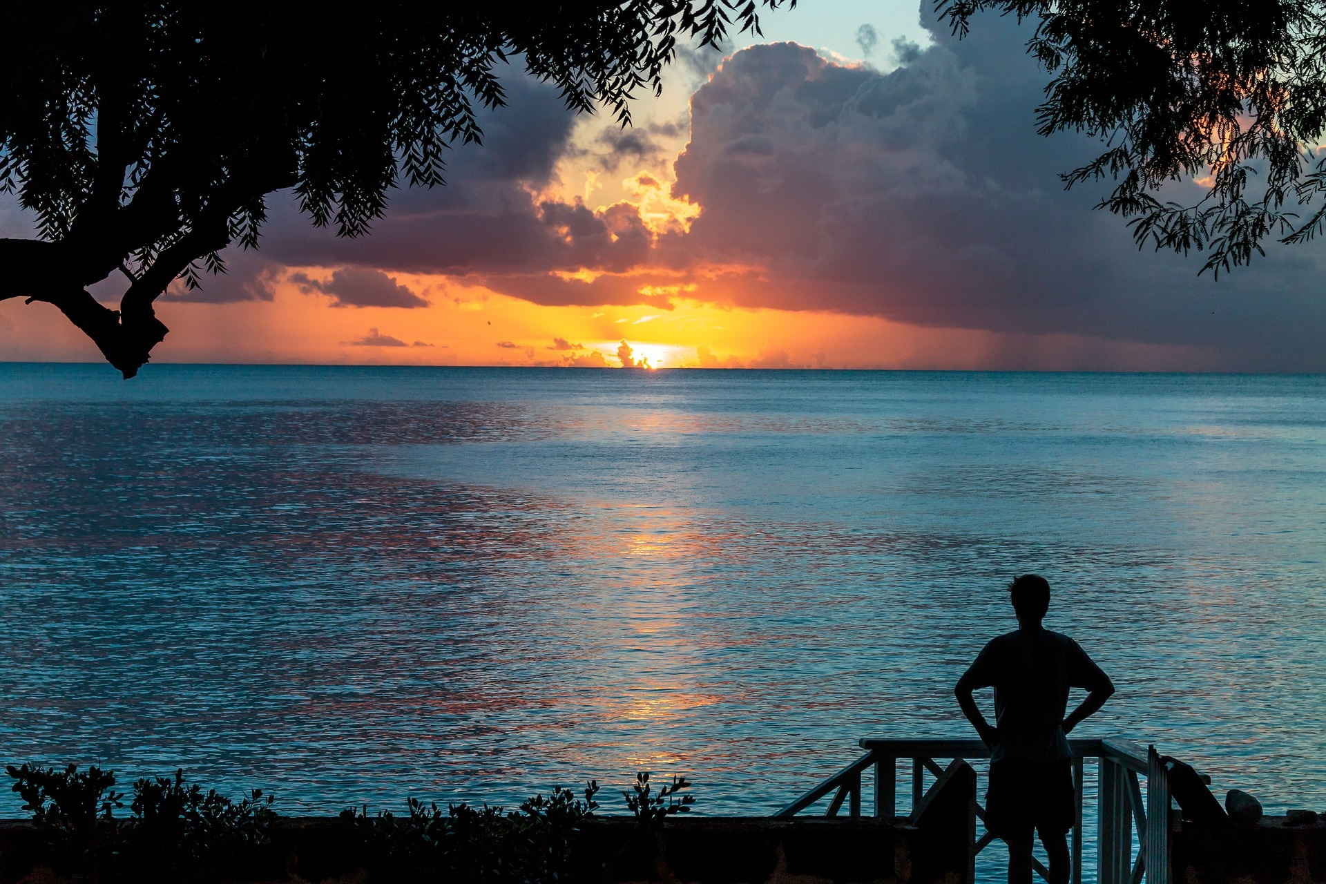 Barbados the southern Caribbean island's warm temperatures, sunny blue skies and waters, and white-sand beaches are qualities that Barbados shares with nations across the region.
